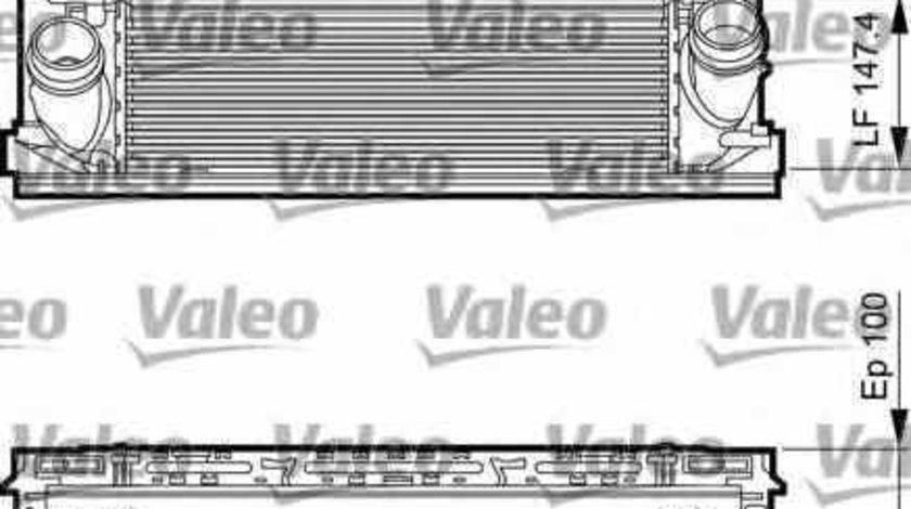 Radiator intercooler BMW 3 F30 F35 F80 VALEO 818262