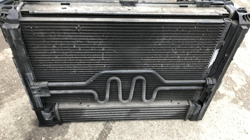 Radiator intercooler BMW Seria 3 E90 E91 2.0D 2005 2006 2007 2008