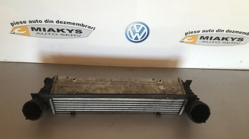 Radiator intercooler BMW X1 E84.