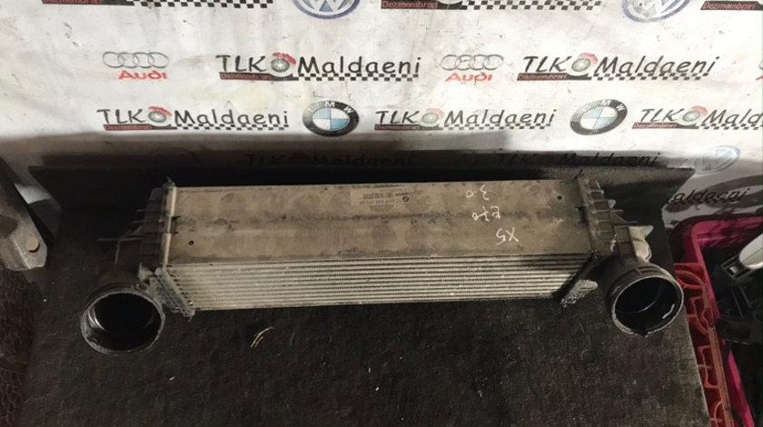 Radiator intercooler BMW X5 E70 3.0 d