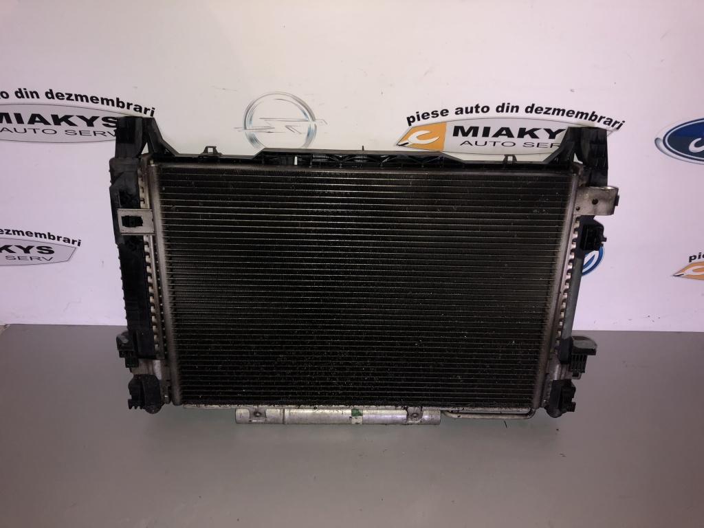 Radiator intercooler Chevrolet Captiva