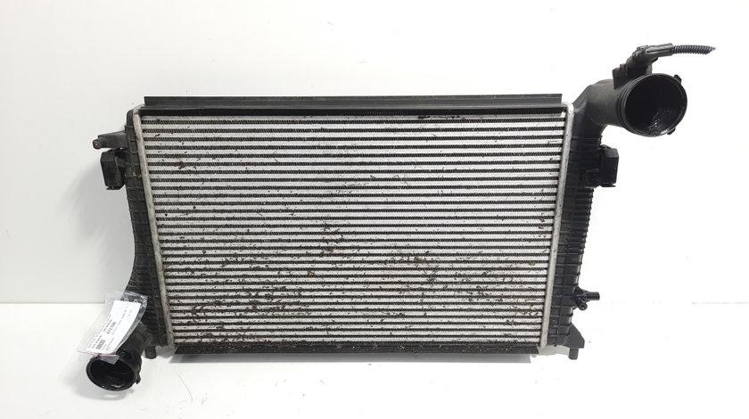 Radiator intercooler cu senzor, cod 1K0145803H, Seat Altea (5P1), 1.9 TDI, BLS (idi:472106)