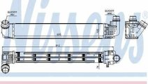 Radiator intercooler DACIA DUSTER Producator NISSE...