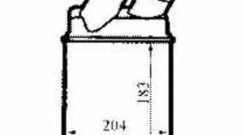 Radiator intercooler DACIA LOGAN LS NRF 30832