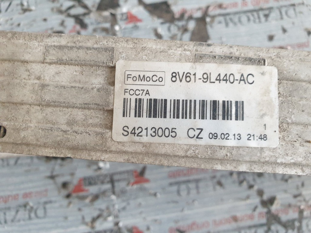 Radiator intercooler Ford Kuga Mk1 2.5 4x4 200cp cod piesa : 8V61-9L440-AC