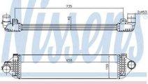 Radiator intercooler FORD MONDEO IV Turnier (BA7) ...