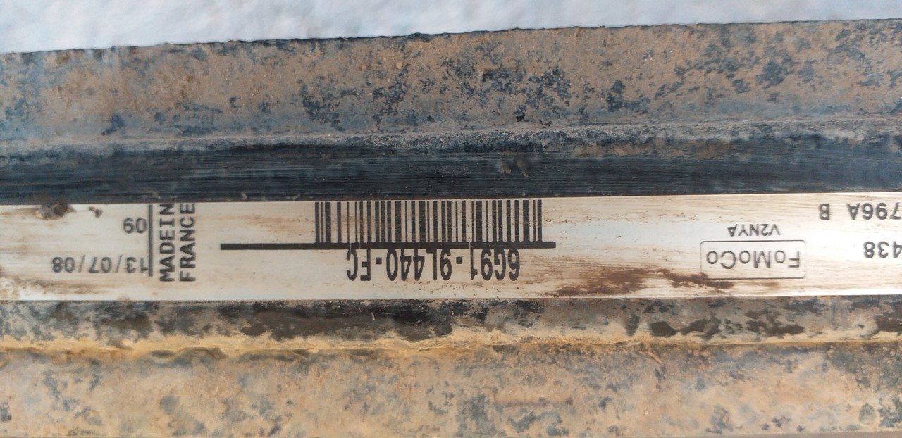 Radiator intercooler ford mondeo mk4 2.0 tdci 2007-2013 cod-6G919L440FC