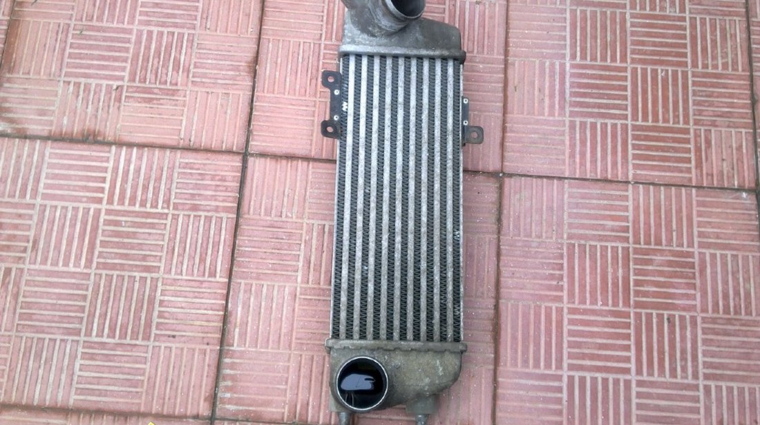 Radiator intercooler hyundai i30