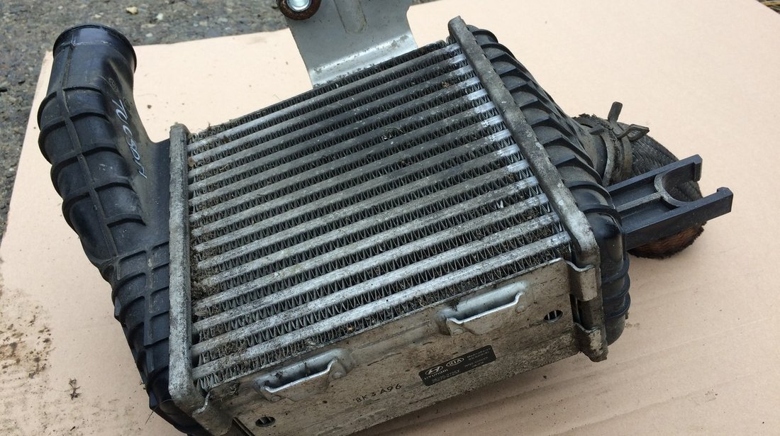 Radiator Intercooler Hyundai Tucson / Kia Sportage 2.0 Diesel