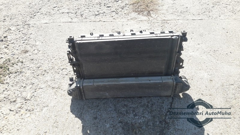 Radiator intercooler Land Rover Range Rover Evoque (06.2011-