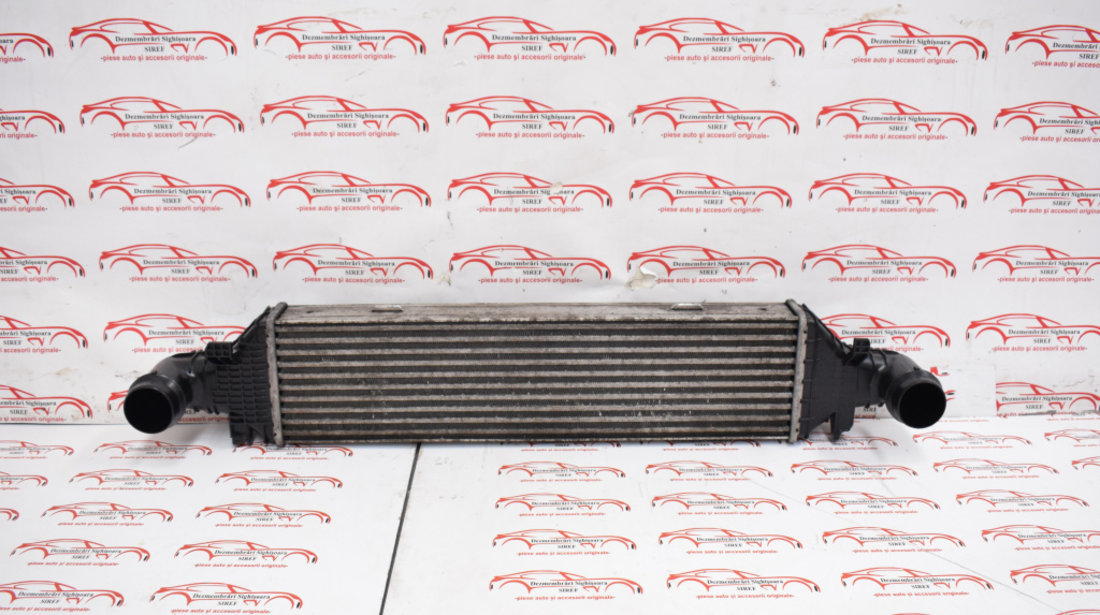 Radiator intercooler Mercedes Benz 2.2 CDI W204 C 250 2011 553