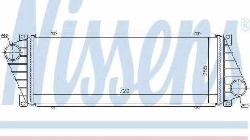 Radiator intercooler MERCEDES-BENZ SPRINTER 4-t caroserie 904 Producator NISSENS 96842