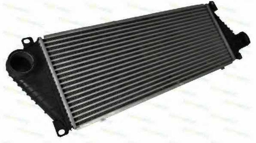 Radiator intercooler MERCEDES-BENZ SPRINTER autobasculanta 905 THERMOTEC DAM001TT