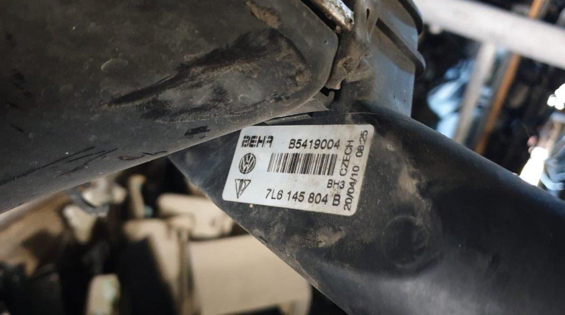 Radiator intercooler OE VAG cod 7L6145803D / 7l6145804B