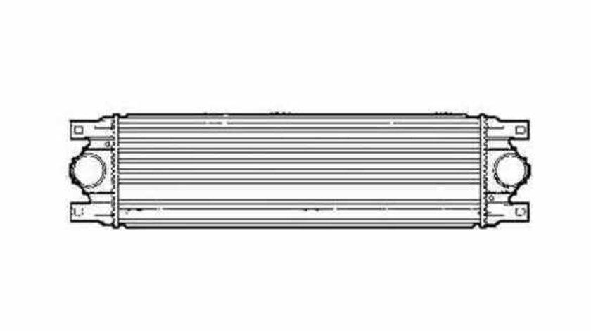 Radiator intercooler OPEL VIVARO Combi J7 NRF 30874