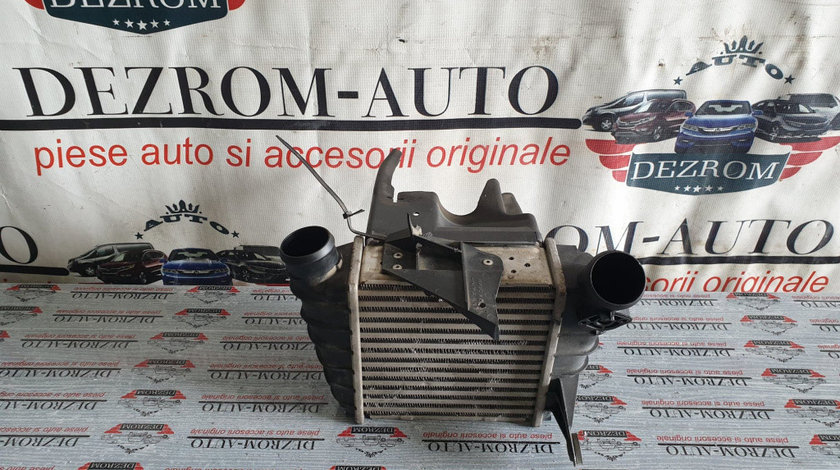 Radiator intercooler original Valeo SKODA Fabia II 1.4 TDI 80 cai cod piesa : 6Q0145804G