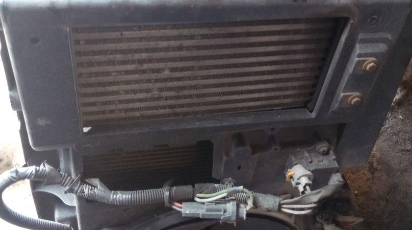 Radiator,intercooler Peugeot 307,1.6 HDI,furtun,furtune
