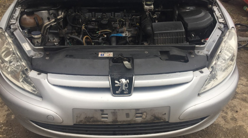 Radiator intercooler PEUGEOT 307 2.0 HDI