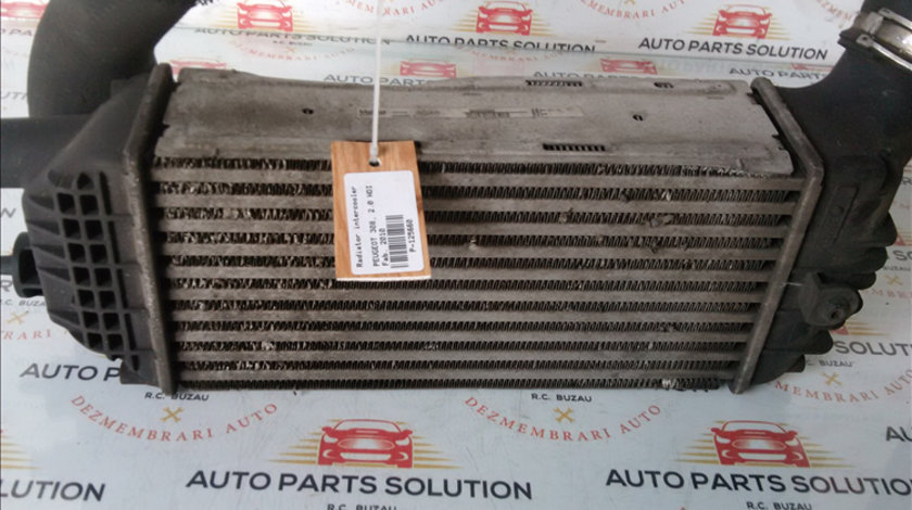 Radiator intercooler PEUGEOT 308 2008-2012