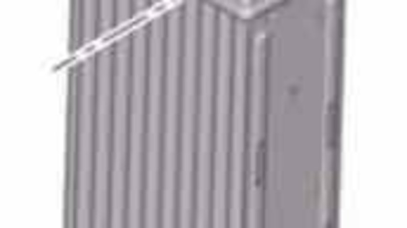 Radiator intercooler PEUGEOT 407 6D NRF 30319