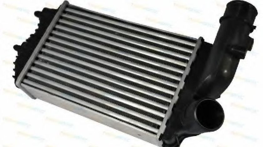 Radiator intercooler PEUGEOT BOXER caroserie (244) (2001 - 2016) THERMOTEC DAF001TT produs NOU