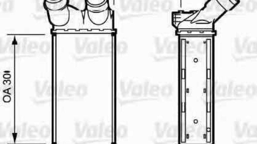 Radiator intercooler PEUGEOT PARTNER platou / sasiu VALEO 818866