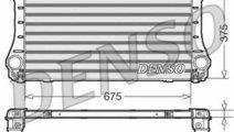 Radiator intercooler TOYOTA AVENSIS limuzina ZRT27...
