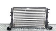 Radiator intercooler, Vw Golf 5 Variant (1K5) [Fab...