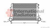 Radiator intercooler VW GOLF V
