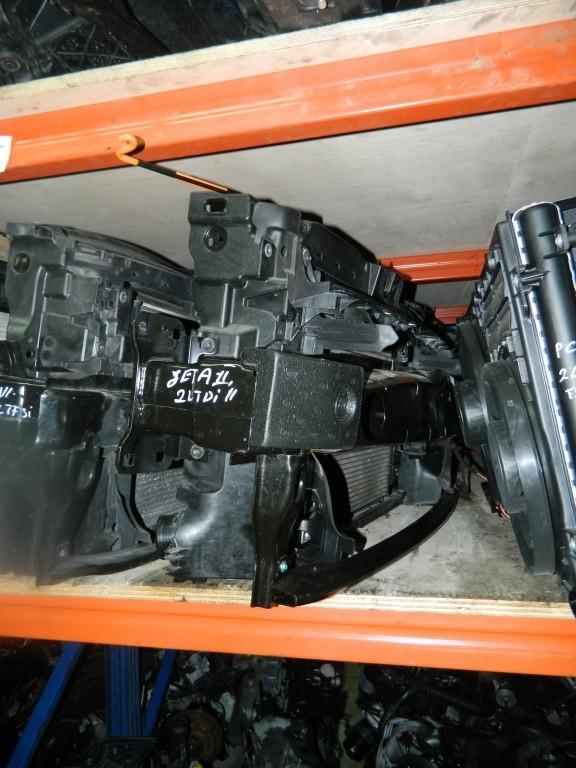 Radiator intercooler, Vw Jetta II,an fabricatie 2011