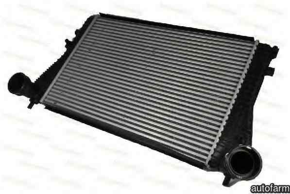 Radiator intercooler VW PASSAT CC 357 Producator THERMOTEC DAW005TT