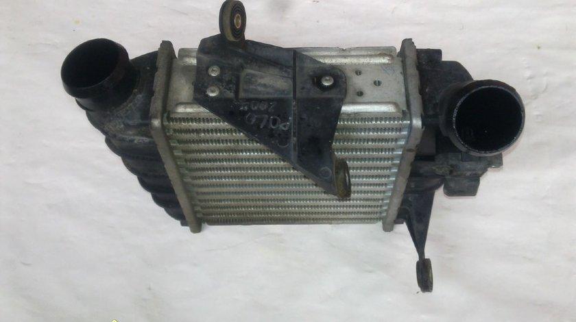 Radiator intercooler vw polo seat ibiza skoda fabia 2007