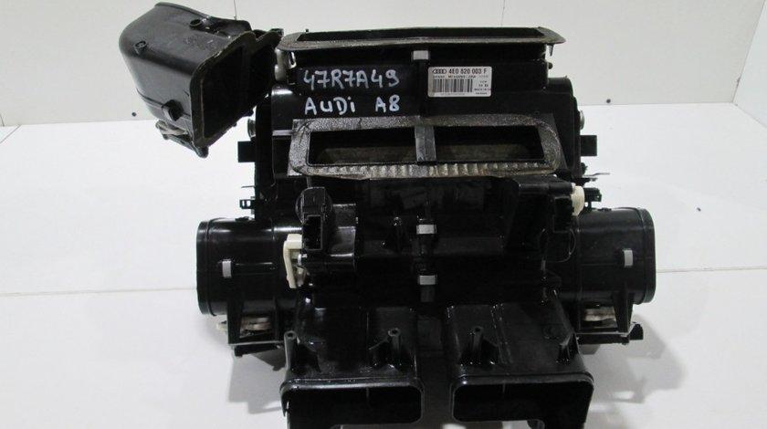 Radiator + motorase aeroterma clima Audi A8 an 2003-2008 cod 4E0820003F