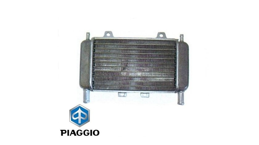 Radiator original Gilera DNA - DNA GP Experience - Runner - Runner Purejet - Runner SP - SP Race - P