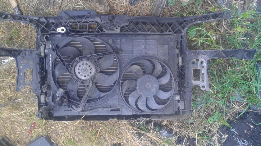 Radiator racire A/C ventilatoare Ibiza Polo Fabia Cordoba 1.2 benzina