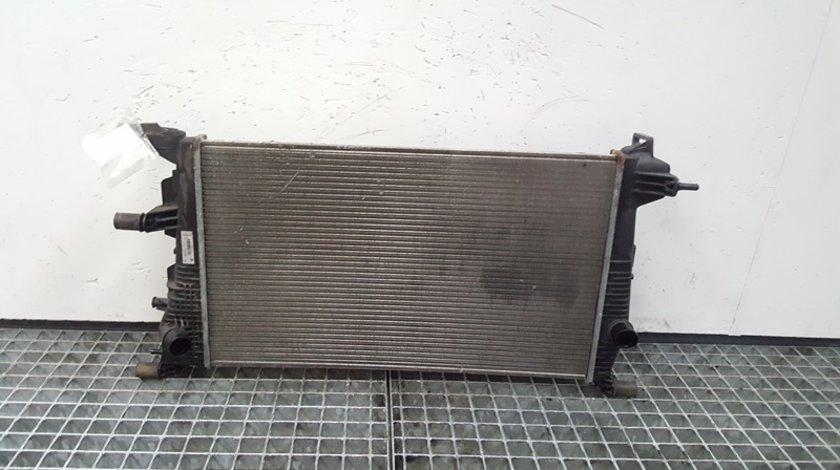 Radiator racire apa, 214105150R, Renault Megane 3, 1.5 dci din dezmembrari