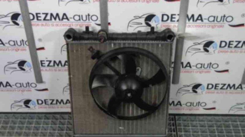 Radiator racire apa cu electroventilator 6Q0121253K, Vw Polo (6R) 1.0tsi