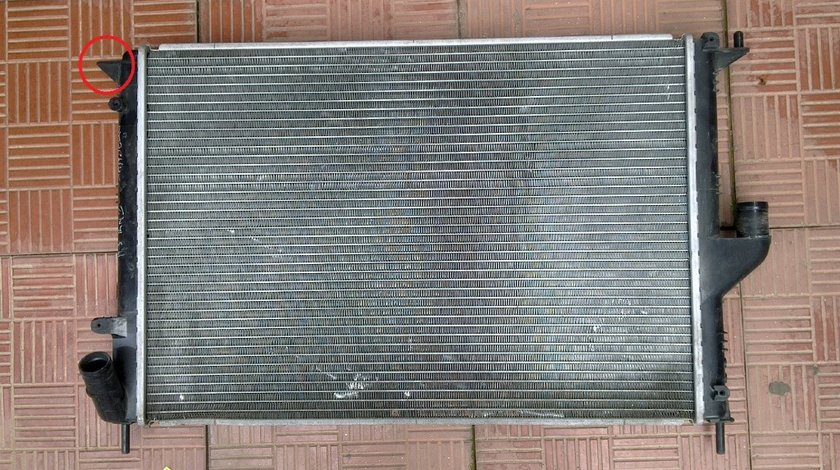 Radiator racire apa dacia logan sandero