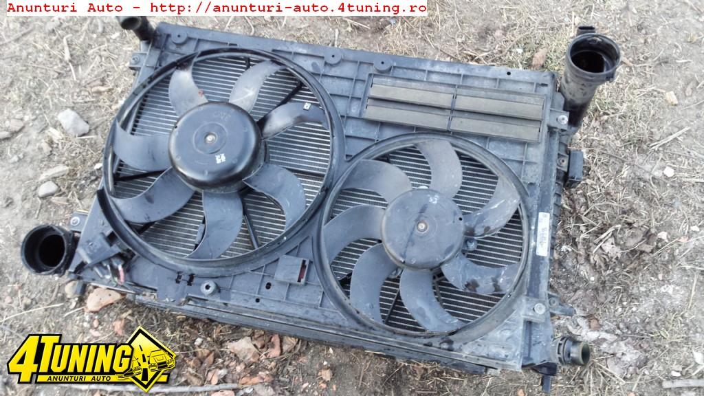 Radiator racire apa VW Passat 3C 2.0 TDI 2005 2006 2007 2008