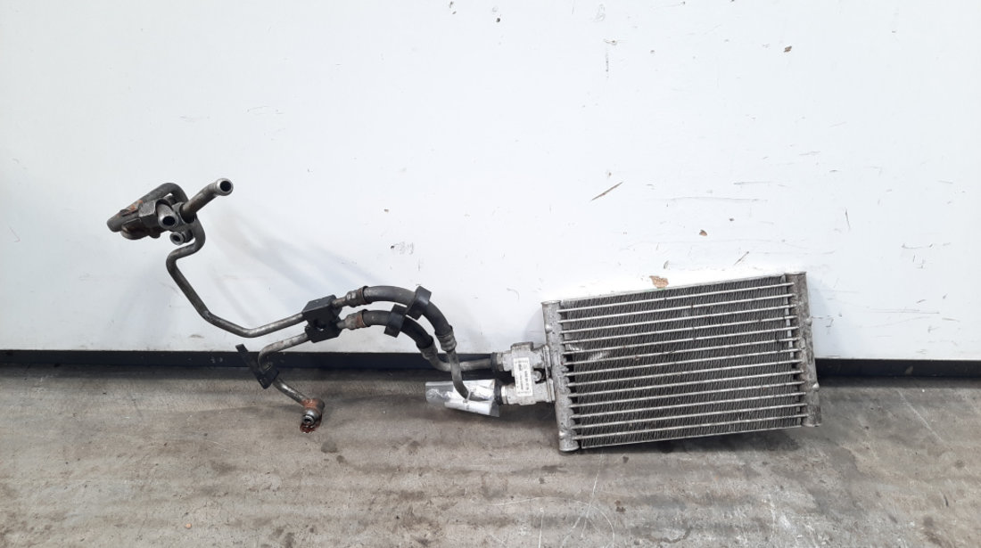 Radiator racire cutie automata, cod A0005010765, Mercedes Clasa S (W221) 3.0 CDI