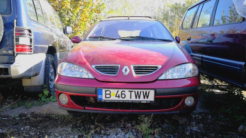 Radiator Renault Megane 2002