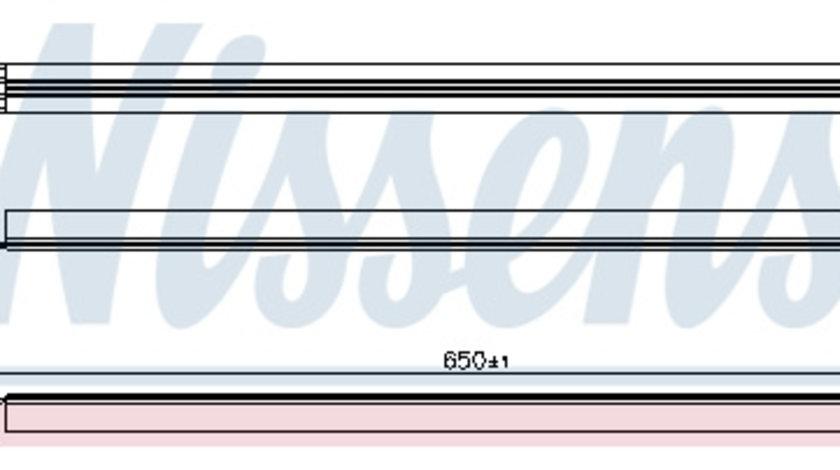 Radiator temperatura scazuta intercooler (transmisie automata/transmisie manuala, intercooler ) AUDI A3, Q2; SEAT LEON, LEON SC, LEON ST; SKODA OCTAVIA III, YETI; VW GOLF ALLTRACK VII, GOLF SPORTSVAN