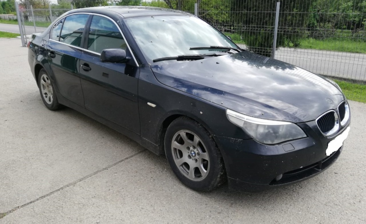 RADIATOR ULEI / TERMOFLOT BMW SERIA 5 E60 / E61 520i FAB. 2003 - 2010 2.2 BENZINA 170cp 125kw ⭐⭐⭐⭐⭐