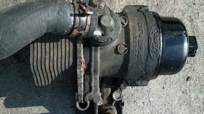Radiator ulei termoflot Ford Transit 2.4 Tdci an 2007-2014 cod 6c10-6b624-ba