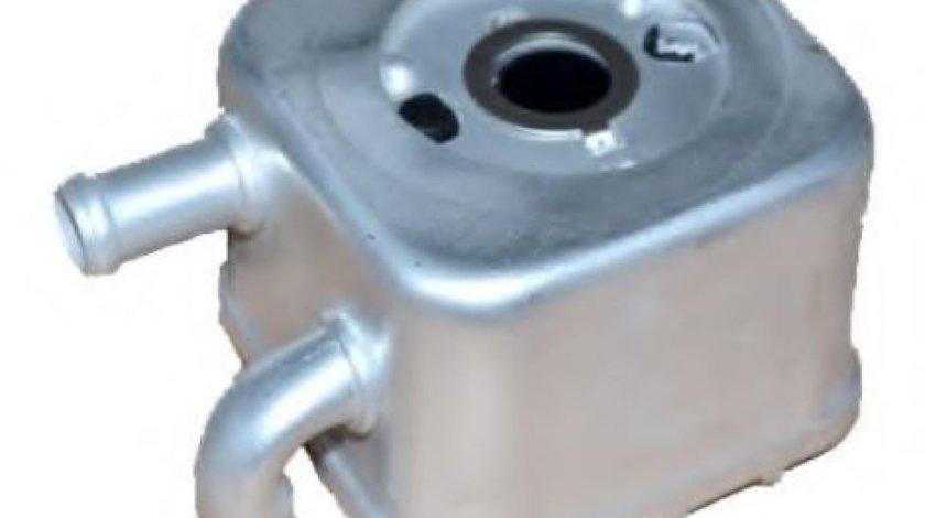 Radiator ulei, ulei motor AUDI A4 Cabriolet (8H7, B6, 8HE, B7) (2002 - 2009) NRF 31170 piesa NOUA