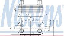 Radiator ulei, ulei motor BMW Seria 3 (E46) (1998 ...