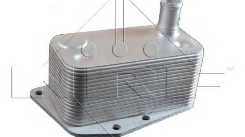 Radiator ulei, ulei motor BMW Seria 5 (E39) (1995 - 2003) NRF 31217 piesa NOUA