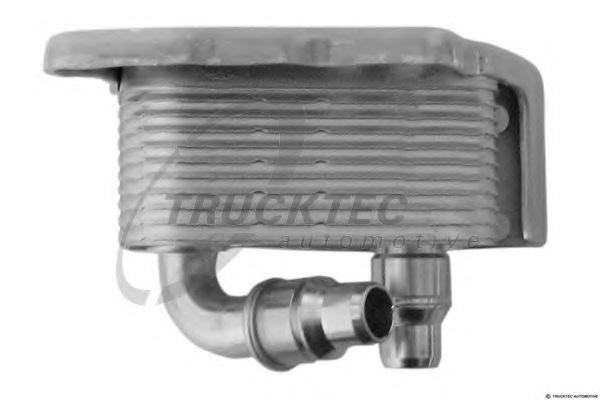 Radiator ulei, ulei motor BMW Seria 5 (E60) (2003 - 2010) TRUCKTEC AUTOMOTIVE 08.18.004 piesa NOUA