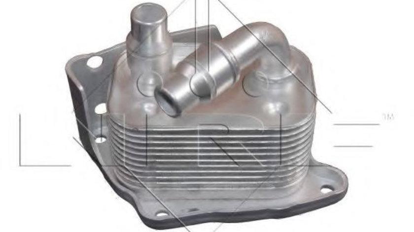 Radiator ulei, ulei motor BMW Seria 5 (E60) (2003 - 2010) NRF 31209 piesa NOUA