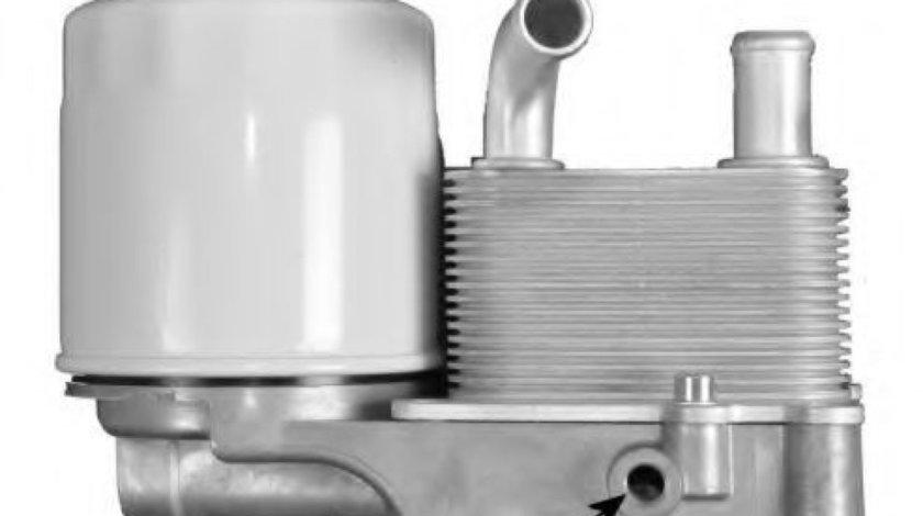 Radiator ulei, ulei motor FORD TRANSIT CONNECT (P65, P70, P80) (2002 - 2016) NRF 31194 piesa NOUA